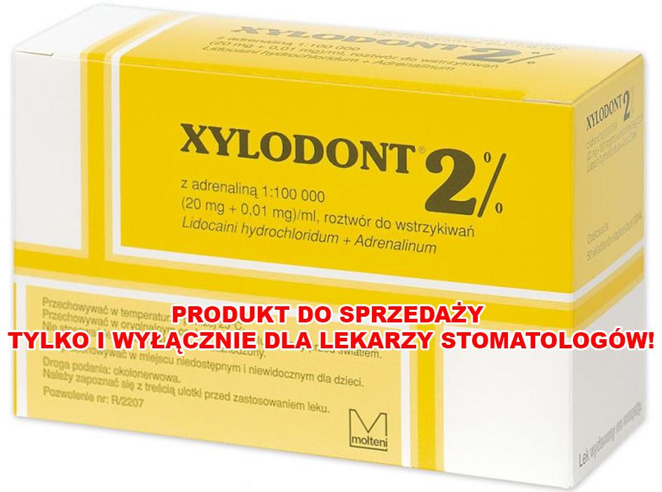 xylodont 2% 1:100 000