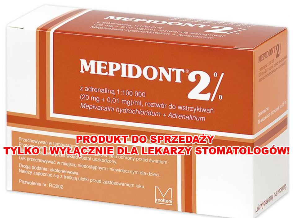 mepidont 2%