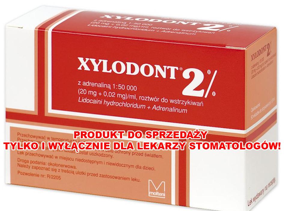 xylodont 2% 1:50 000