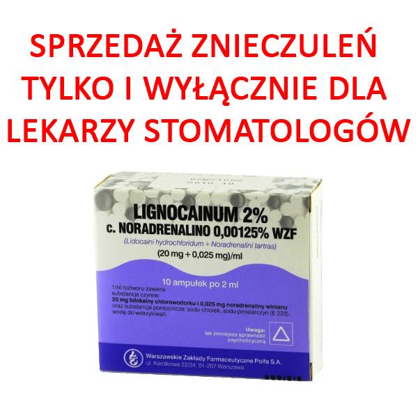 lignocainum 2%