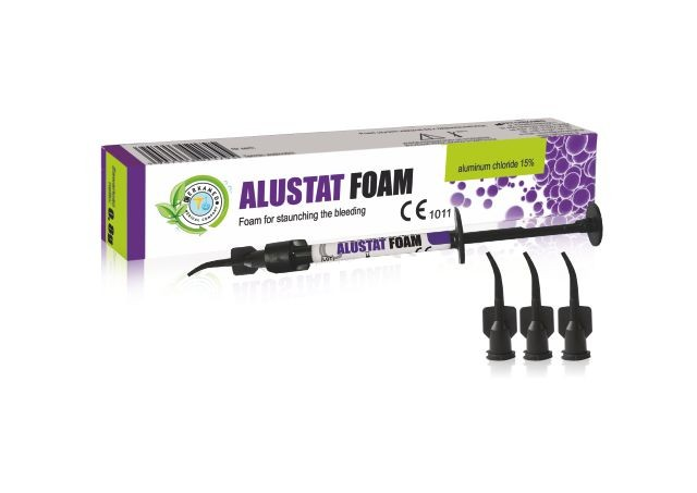 ALUSTAT FOAM cerkamed