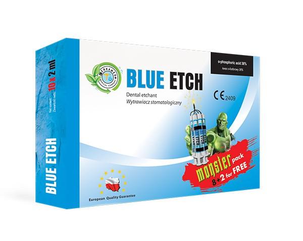 BLUE ETCH monster pack cerkamed