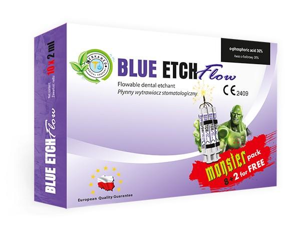 BLUE ETCH flow monster pack cerkamed