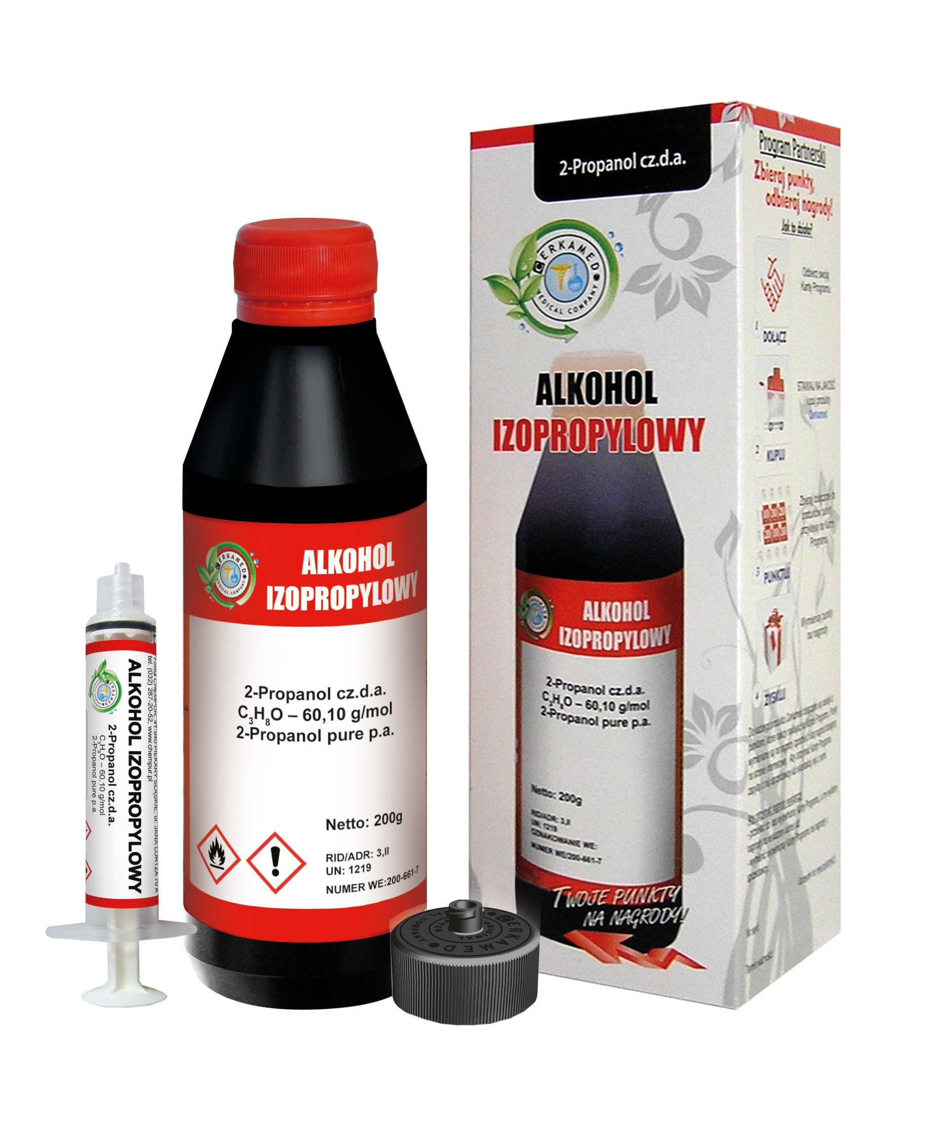 alkohol izopropylowy cerkamed