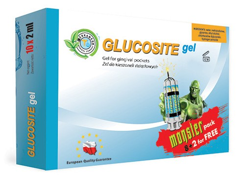 glucosite gel monster pack cerkamed