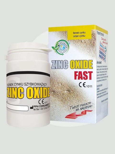zinc oxide fast