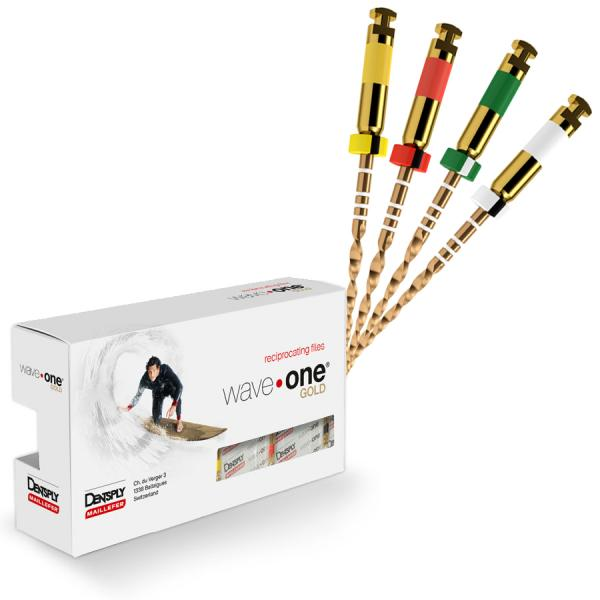 wave one gold dentsply